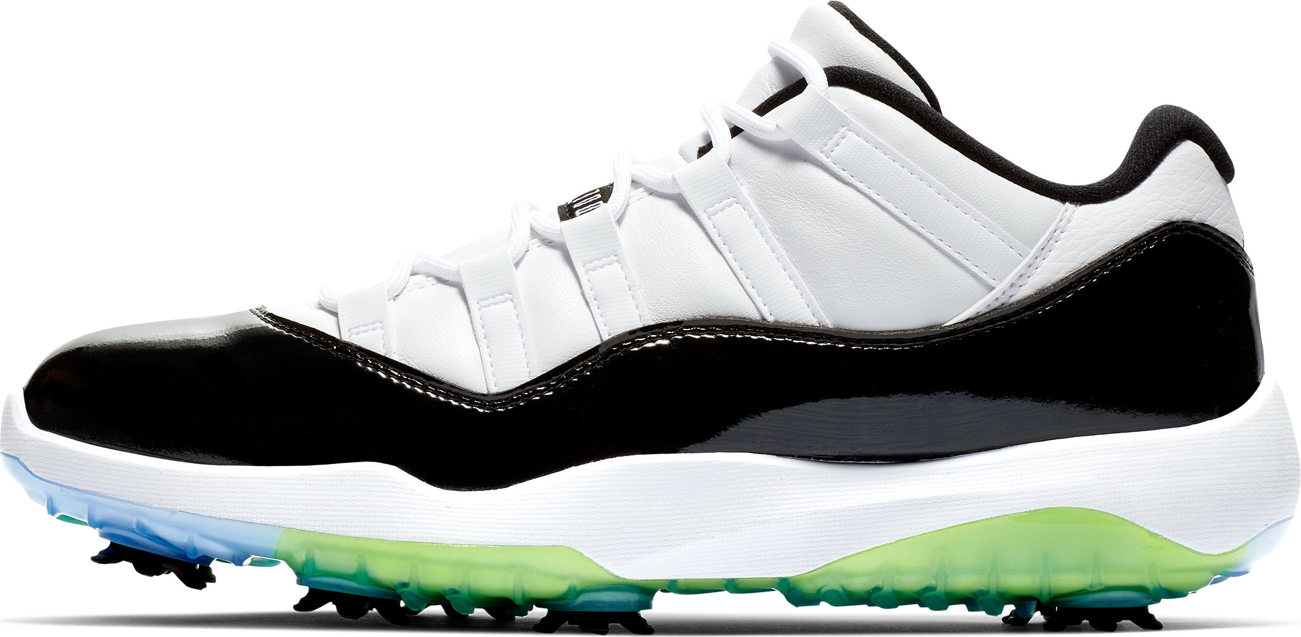 62f82db217a FIRST LOOK: Check out leaked photos of the Air Jordan 'Concord' golf shoes
