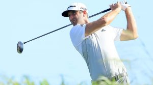 Dustin Johnson, practice round, 2019 Sentry Tournament of Champions