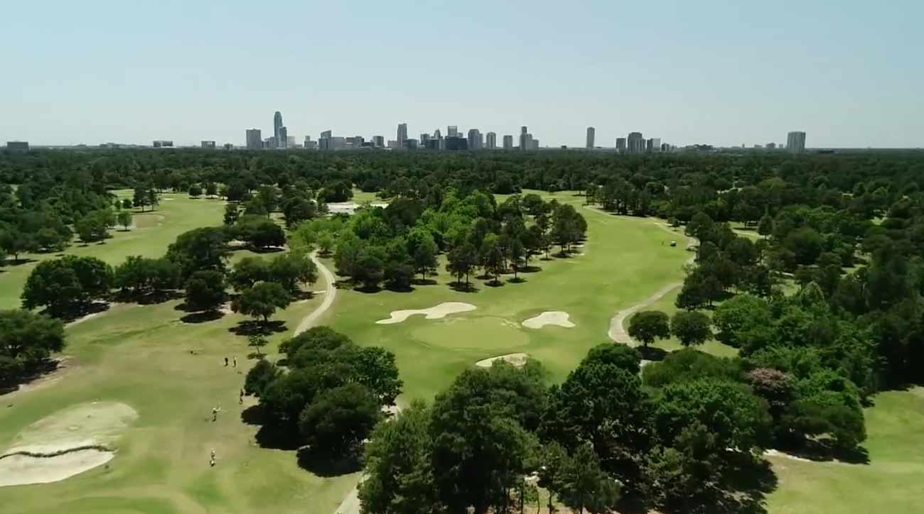 Inside the renovation of Memorial Park, Houston Open host