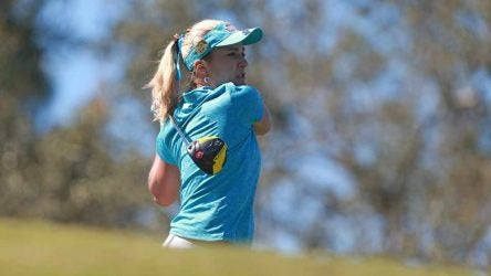 Lexi Thompson new rules