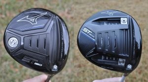 A look at Mizuno's ST190 and ST190G metalwoods.