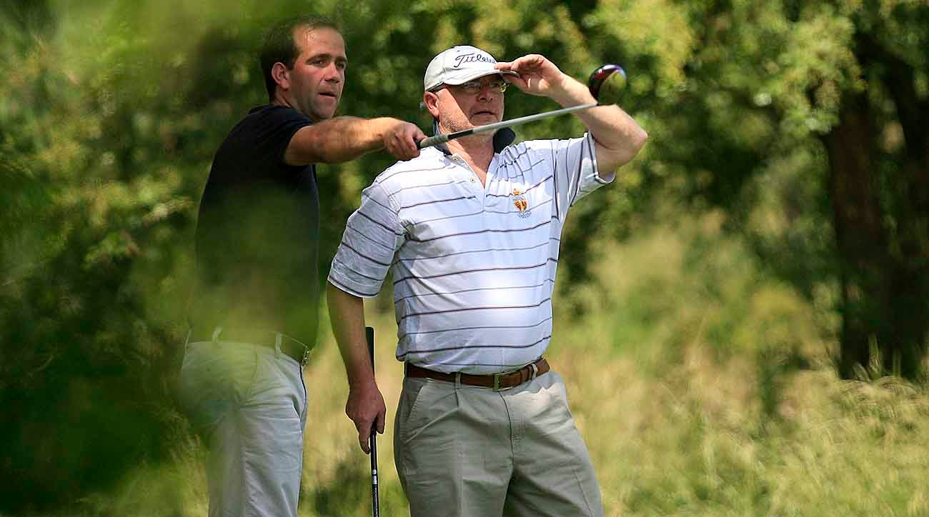 Golf playing partner tips