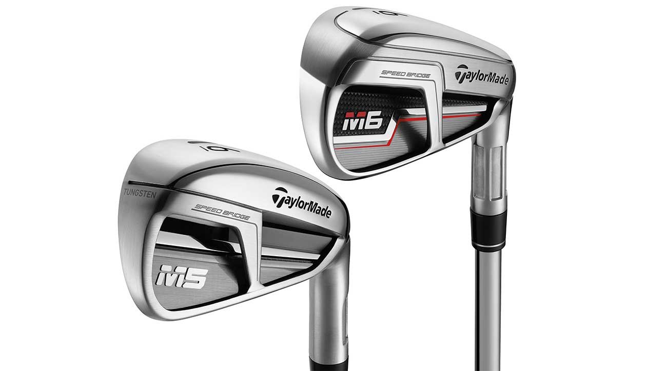 FIRST LOOK: TaylorMade unveils new M5 and M6 irons