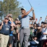 Tiger Woods, Round 3, Torrey Pines