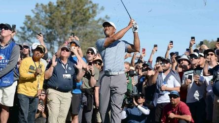 Tiger Woods, Round 3, Torrey Pines