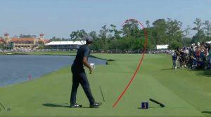 Tiger Woods Players Traj