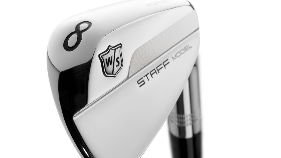 The new Wilson Staff Model Blades