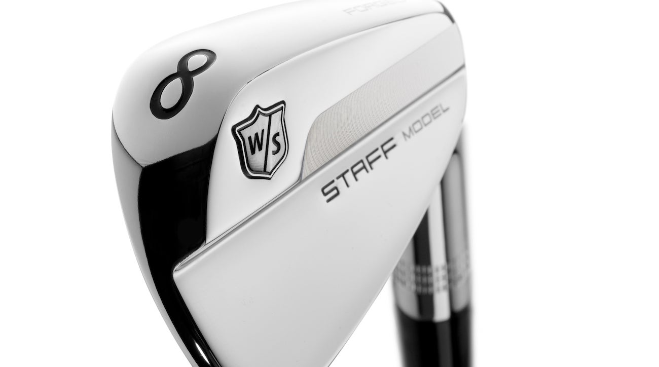 The new Wilson Staff Model Blades