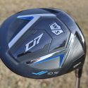 The head of Wilson Golf's lightweight D7 driver comes in at 192 grams.