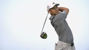 Xander Schauffele switched to Callaway Epic Flash Sub Zero driver.