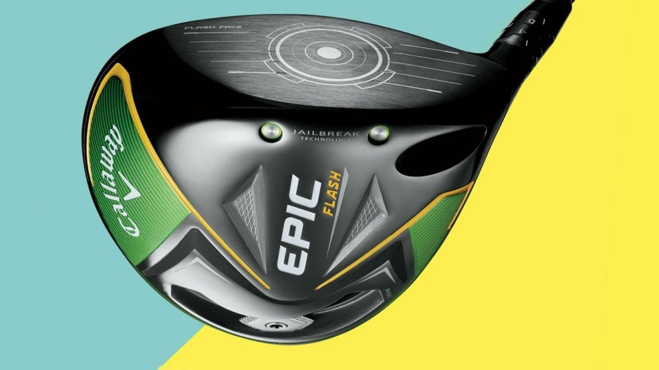 New Callaway Epic Flash Driver Is All About Ball Speed
