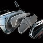 Check out the full diagram of the Cobra F9 Speedback irons below
