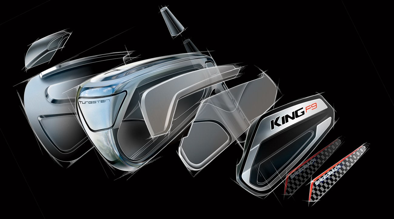 How It Works: New Cobra F9 Speedback irons