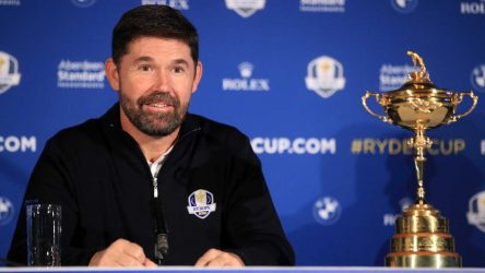 padraig harrington ryder cup