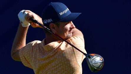 Justin Rose won the Farmers with his new set of Honma clubs.