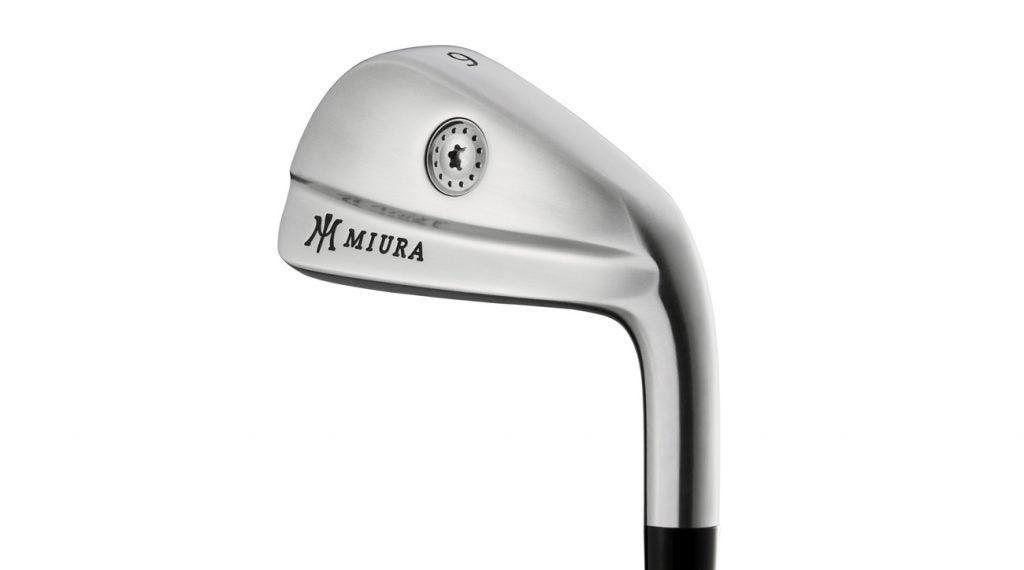 Miura IC-601 iron.