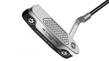 The new Odyssey Stroke Lab One putter