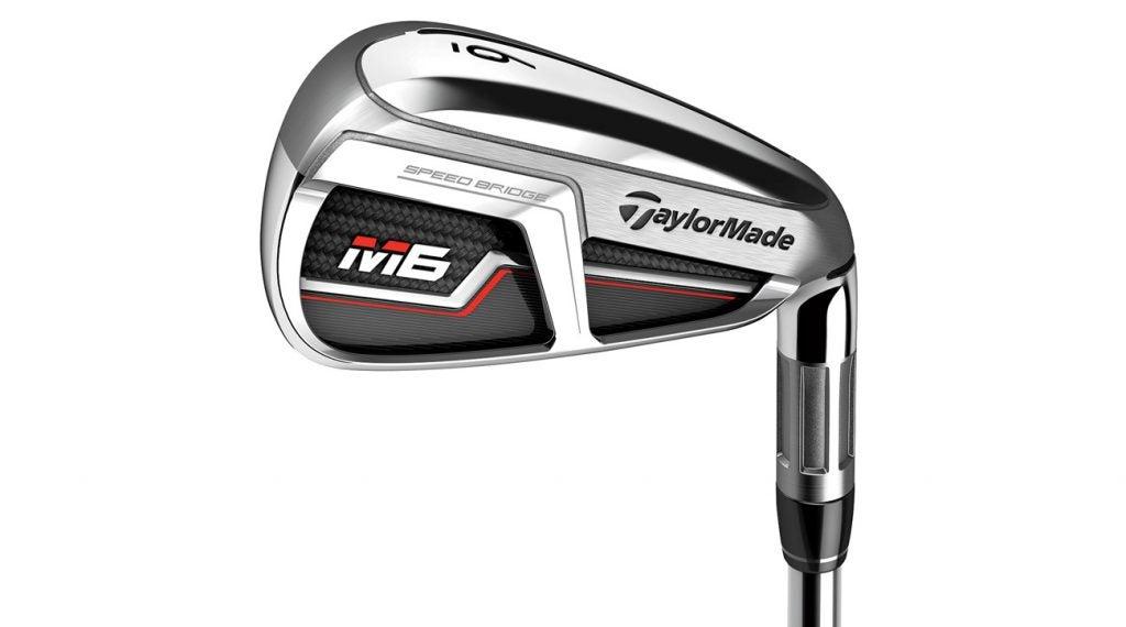TaylorMade M6 iron.
