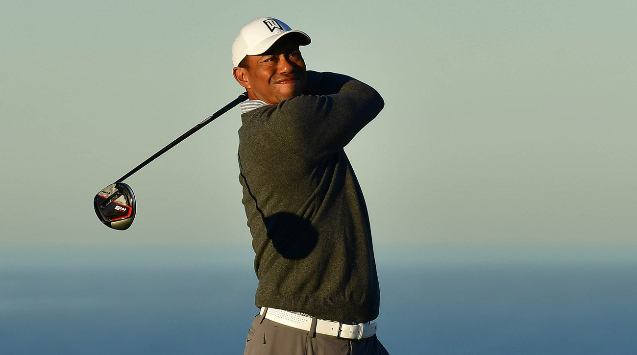 2019 farmers insurance open second round tee times  pairings
