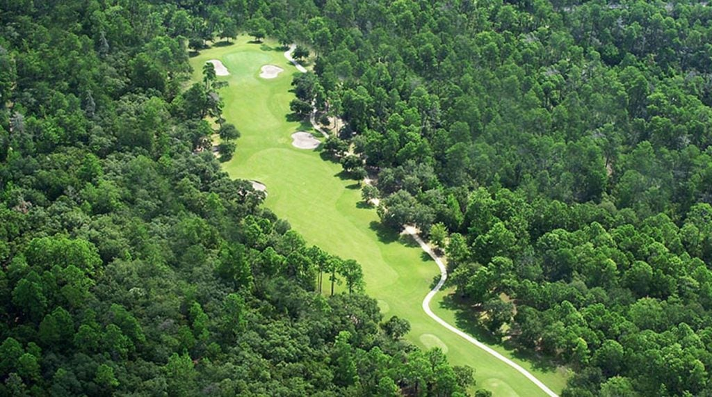 Halifax is just one of Bill Amick's 75-plus golf course designs around the world.