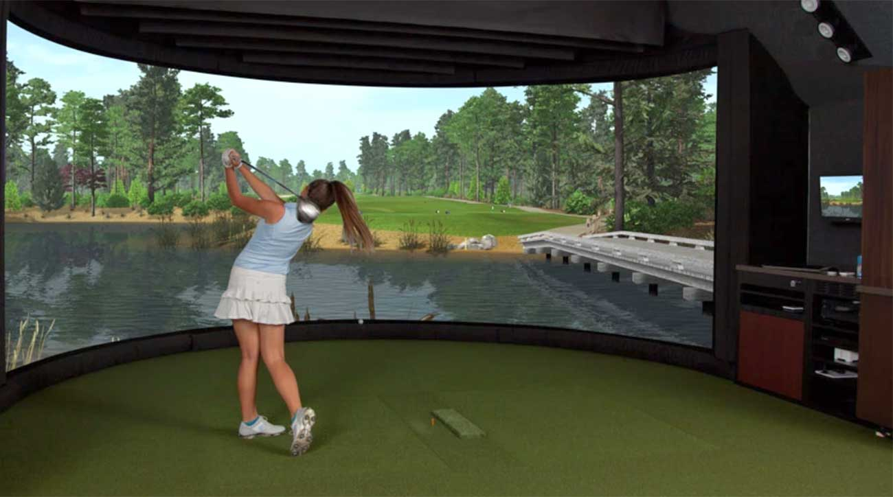 AboutGolf simulator
