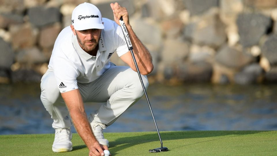 Dustin Johnson enters as the betting favorite to win at the AT&T Pebble Beach Pro-Am.