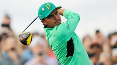 Rickie Fowler is going for his first win in 2019 at the Waste Management Phoenix Open.