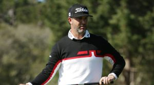 Scott Piercy cost himself $46,000 in earnings with his bogey on the final hole.