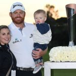 J.B. Holmes and his family will be going on vacation following his win at the Genesis.