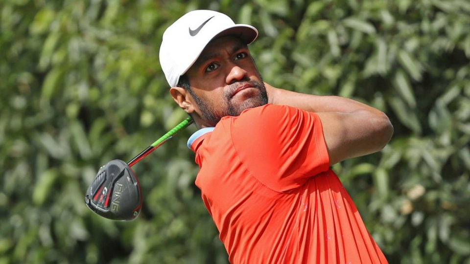 Tony Finau signed for an incorrect scorecard, but wasn't penalized in Mexico.