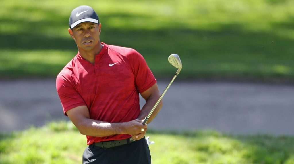 Tiger Woods' strategy at the WGC-Mexico Championship has drawn the ire of Brandel Chamblee.