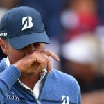 during the final round of the 146th Open Championship at Royal Birkdale on July 23, 2017 in Southport, England.