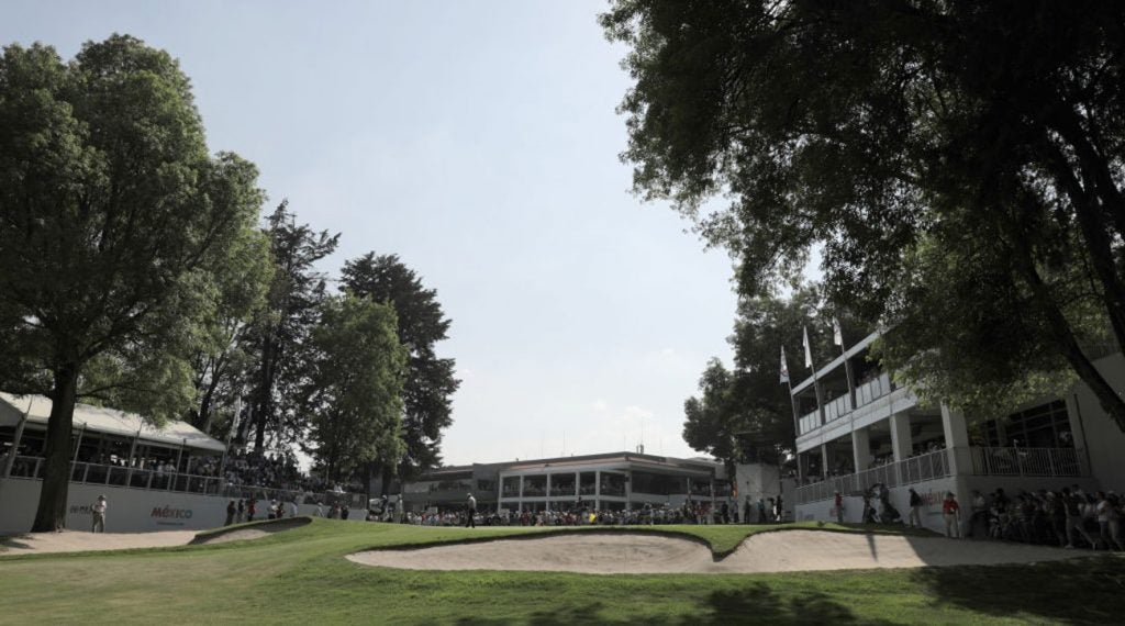 The WGC-Mexico Championship has called the Club de Golf Chapultepec home since 2017.