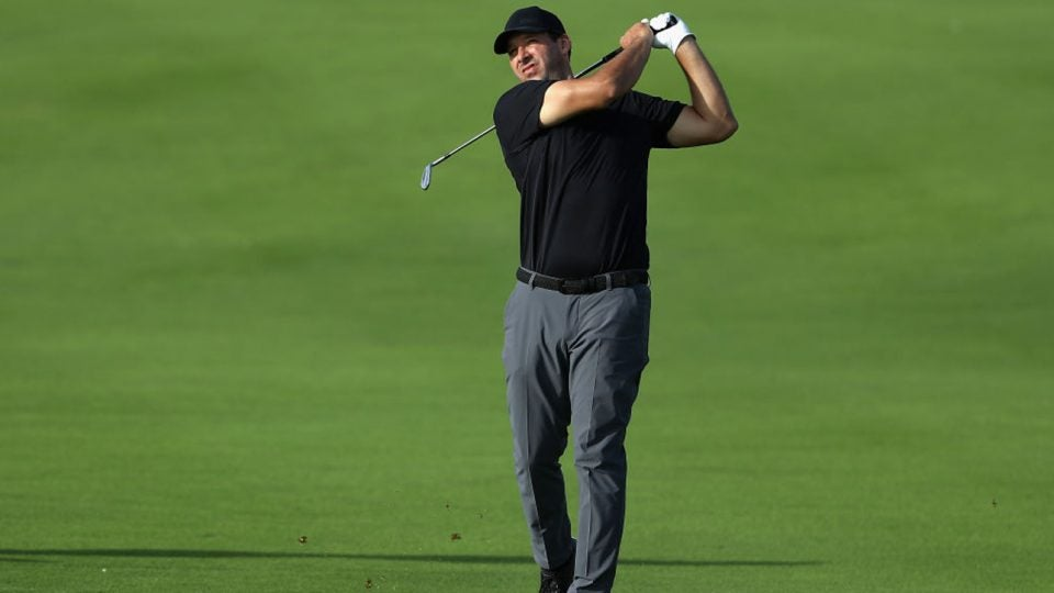 Tony Romo will be teeing it up once again at the AT&T Pebble Beach Pro-Am.