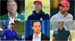 Golf's most famous apologies