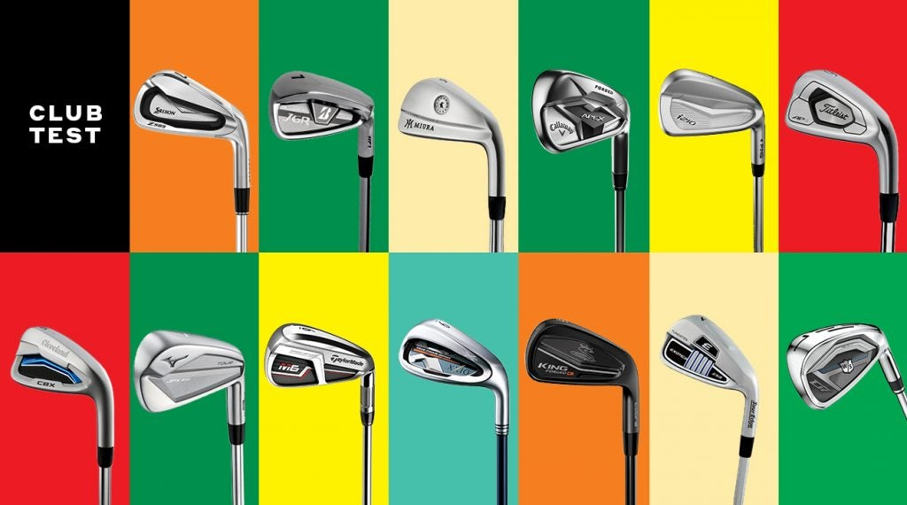 ClubTest irons 2019