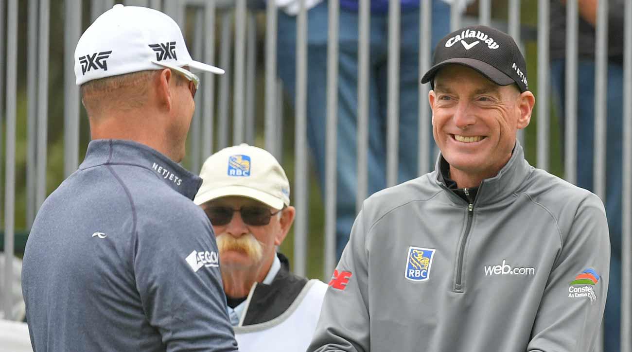 Jim Furyk PGA Tour pro-am