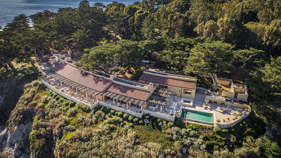 This home is one of only 31 homes along the protected coastline at Pebble Beach.