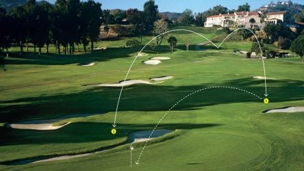 Riviera 10th hole