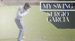 golfer swing pga tour