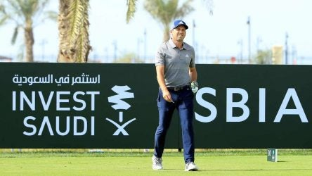 Sergio Garcia apology