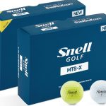Snell Golf's new three-piece MTB-X replaces MTB Red.