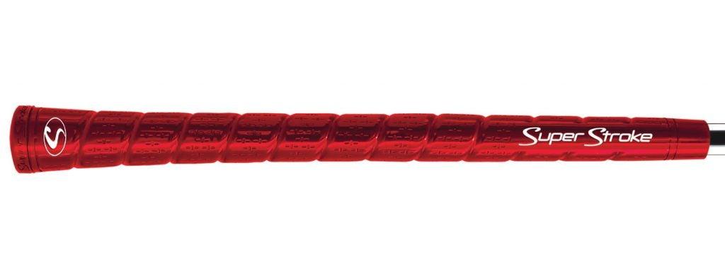 Super Stroke Soft Wrap TC grip.