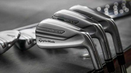 TaylorMade PXG Irons