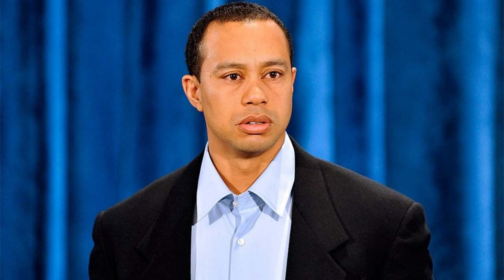 Woods apologized publicly for his transgressions, but who were we to judge him?