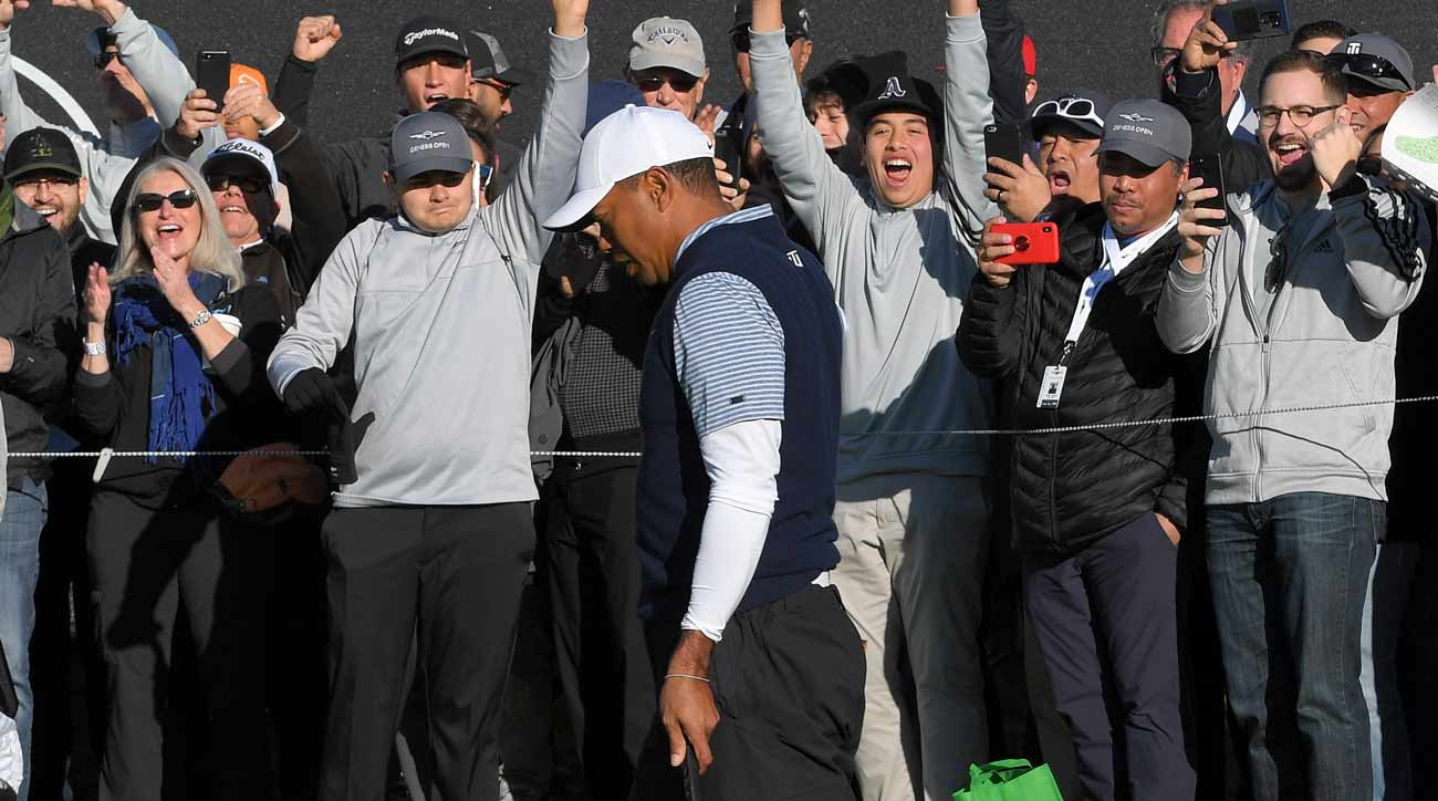 Tiger Woods Riviera