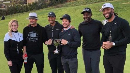 Tiger Woods Celebrity Cup