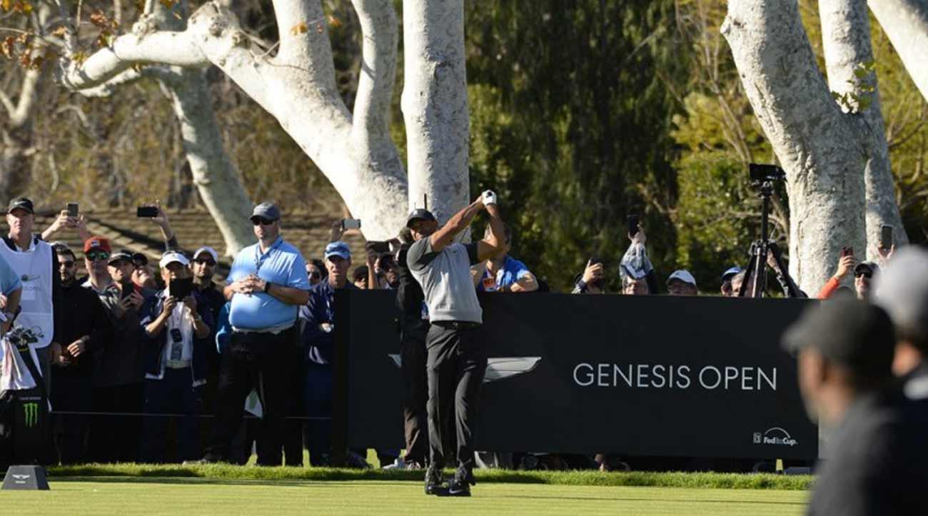Tiger Woods Genesis Open
