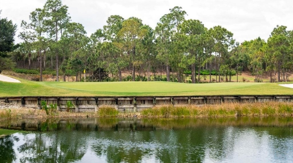 Colonial Country Club in Fort Myers is a Gordon Lewis-designed course.