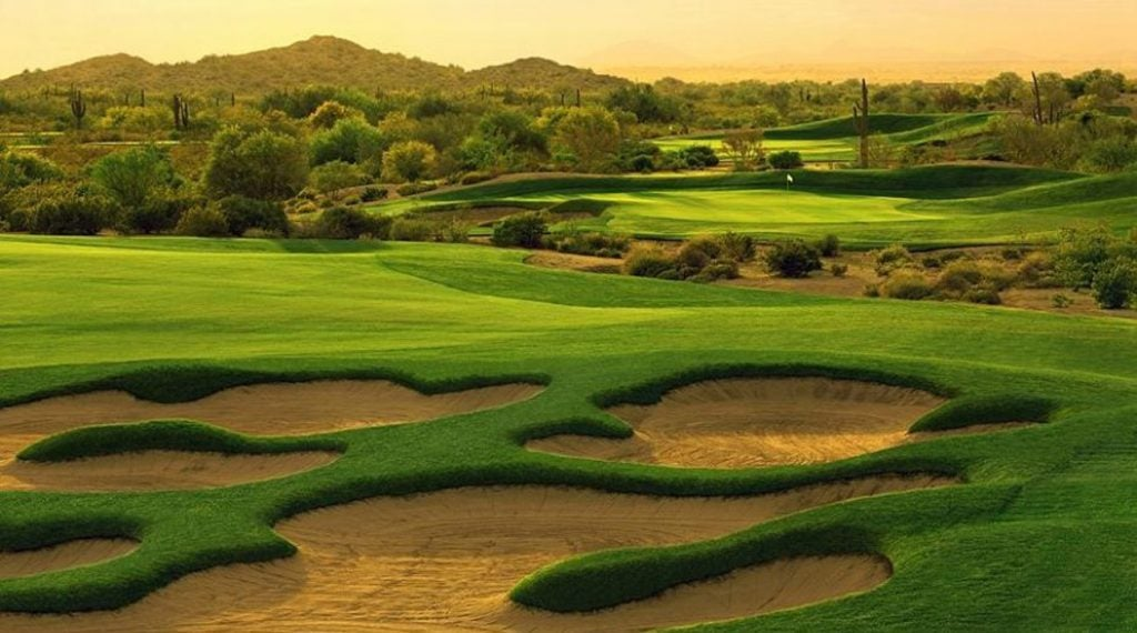 The Golf Club of Estrella is a Jack Nicklaus course.